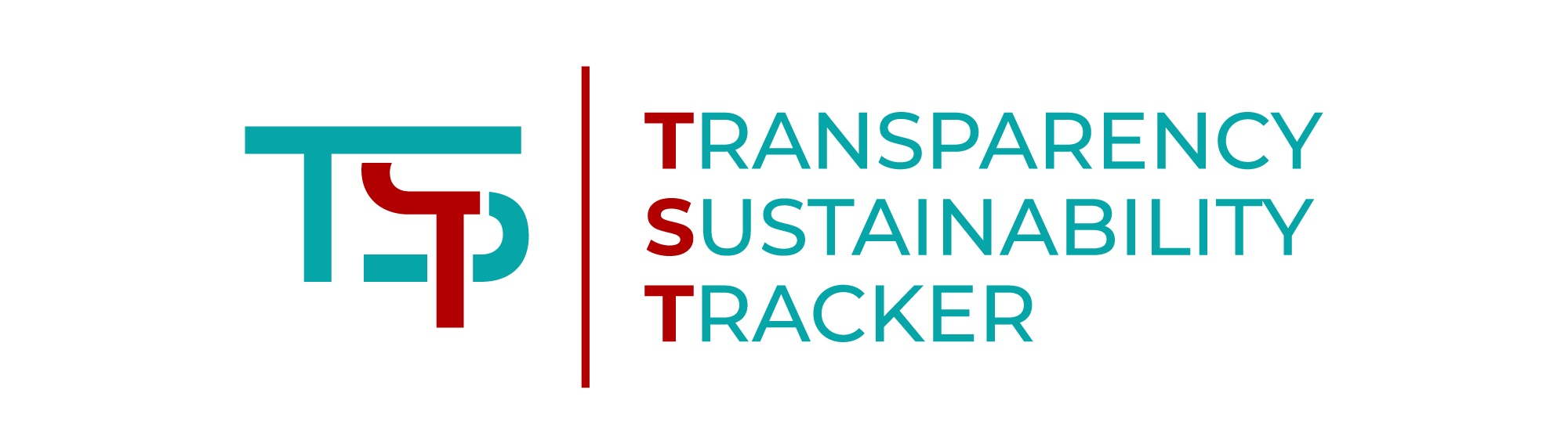 Transparency Sustainability Tracker logo-A
