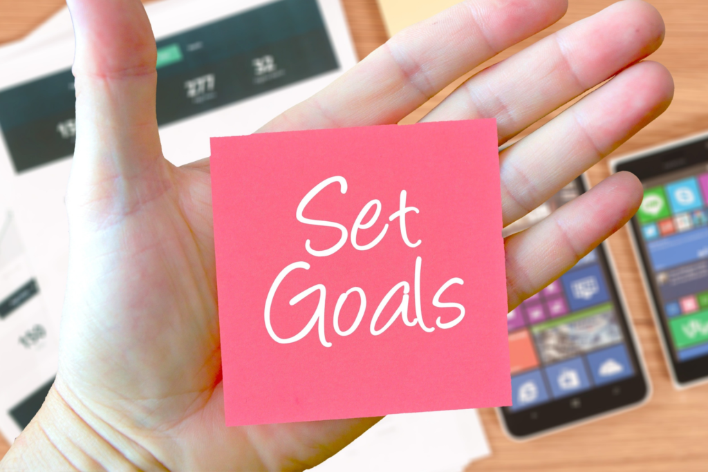 Set goals are important in order to be well prepared for your negotiation to reach your desired outcome.