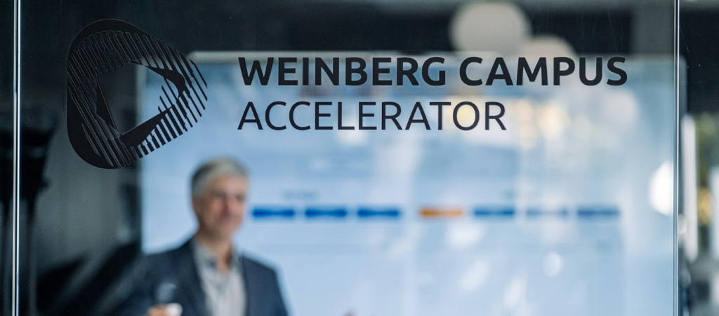 Weinberg Campus Accelerator About Us