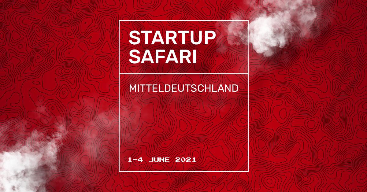 Startup Safari Mitteldeutschland 2021