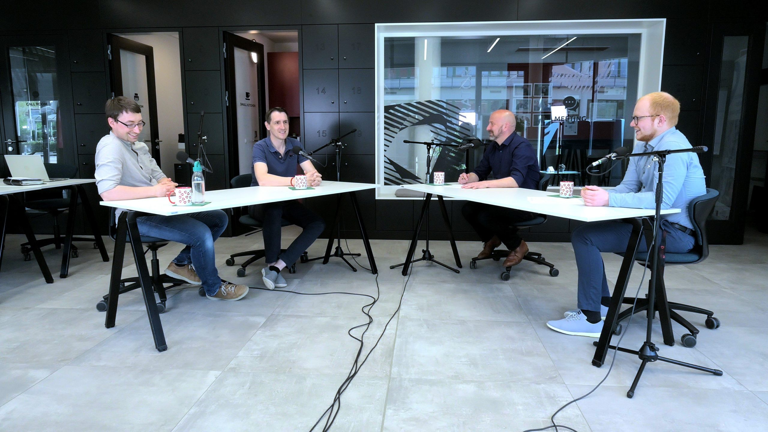 Weinberg Campus Podcast with matriheal